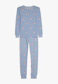 J.CREW - UNICORN SLEEP  - Pyžamová sada - peri flamingo - 0