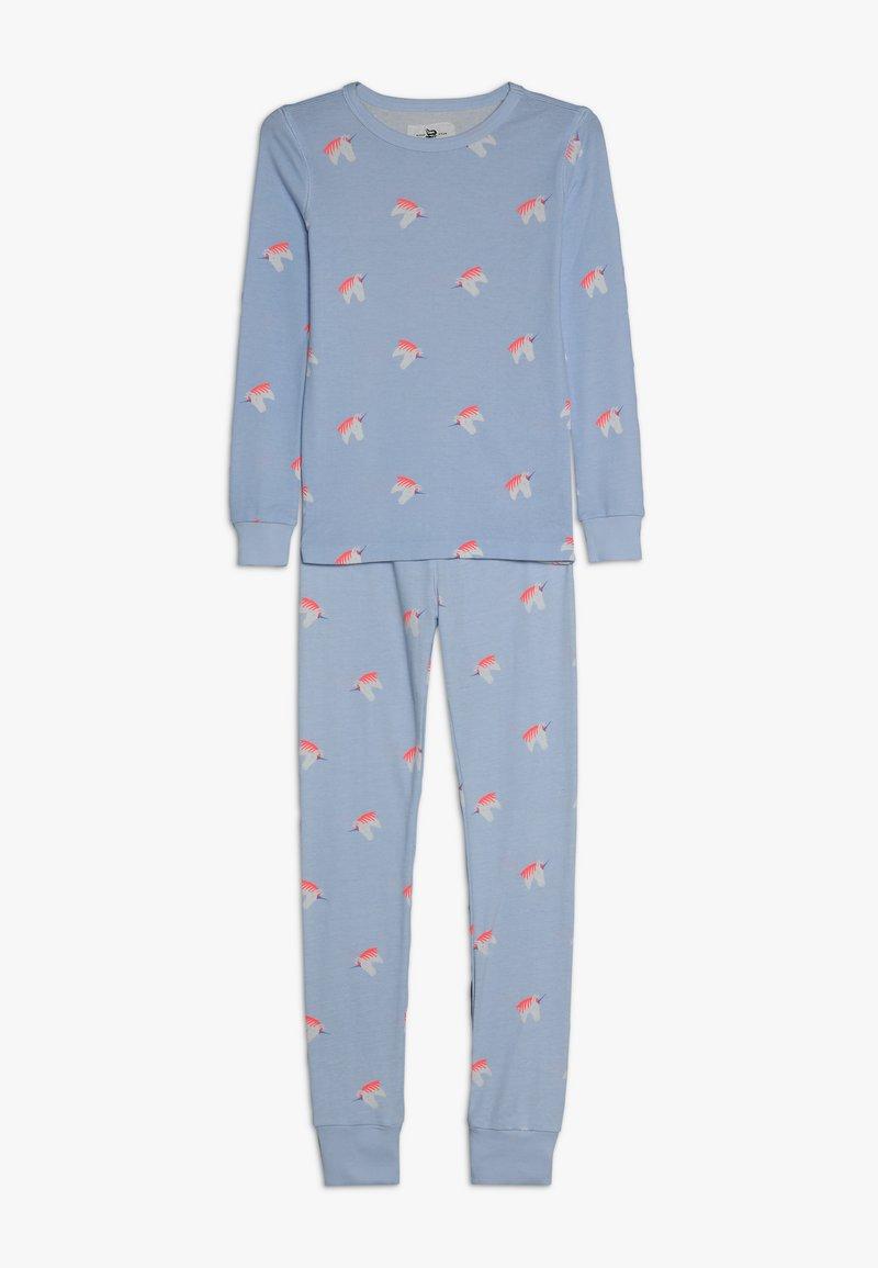 J.CREW - UNICORN SLEEP  - Pyžamová sada - peri flamingo