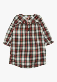 J.CREW - NIGHTGOWN - Camisón - red/navy - 0