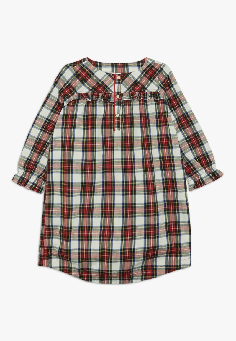 J.CREW - NIGHTGOWN - Camisón - red/navy