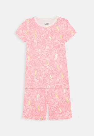 SLEEP - Pyžamová sada - ivory/pink