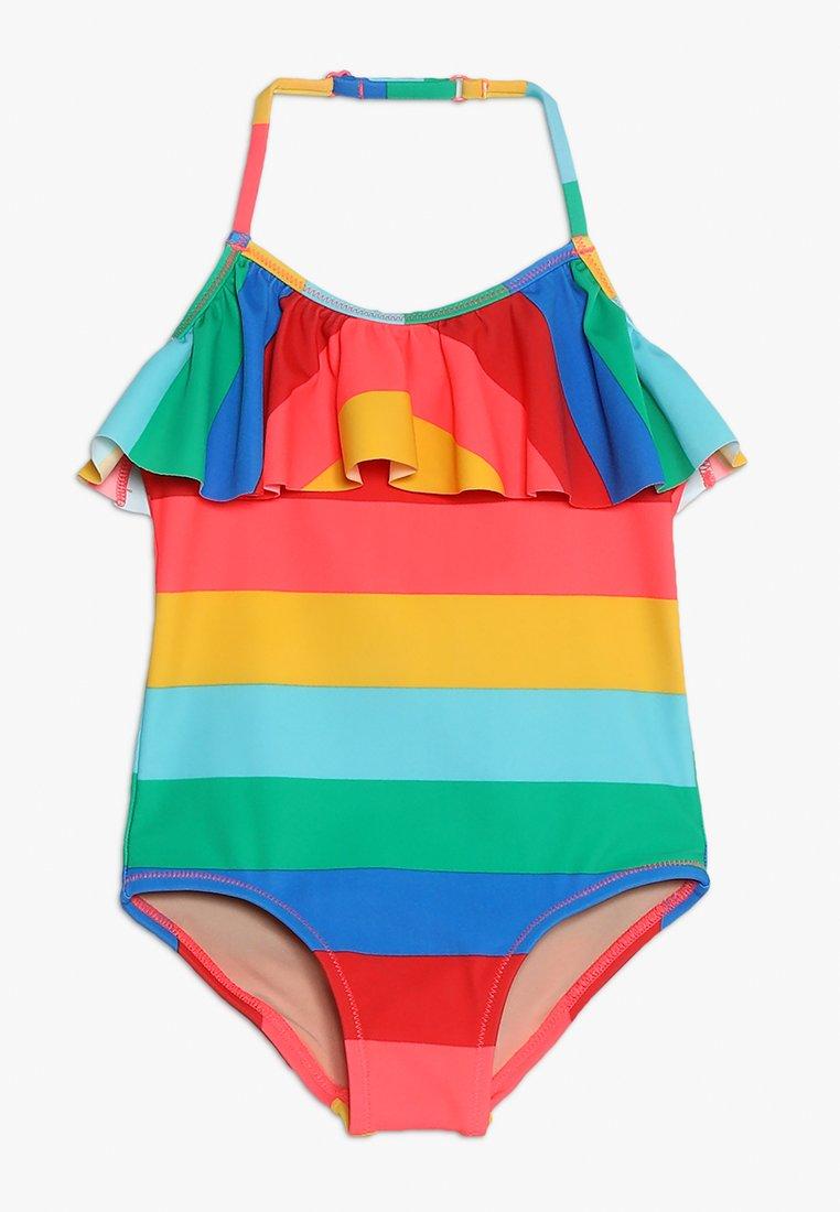 J.CREW - BOLD OLIVIA RUFFLEY - Maillot de bain - bright multicolor
