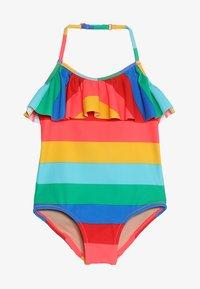 J.CREW - BOLD OLIVIA RUFFLEY - Maillot de bain - bright multicolor - 2