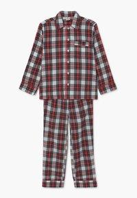J.CREW - SMALL SLEEP - Pijama - red navy - 0