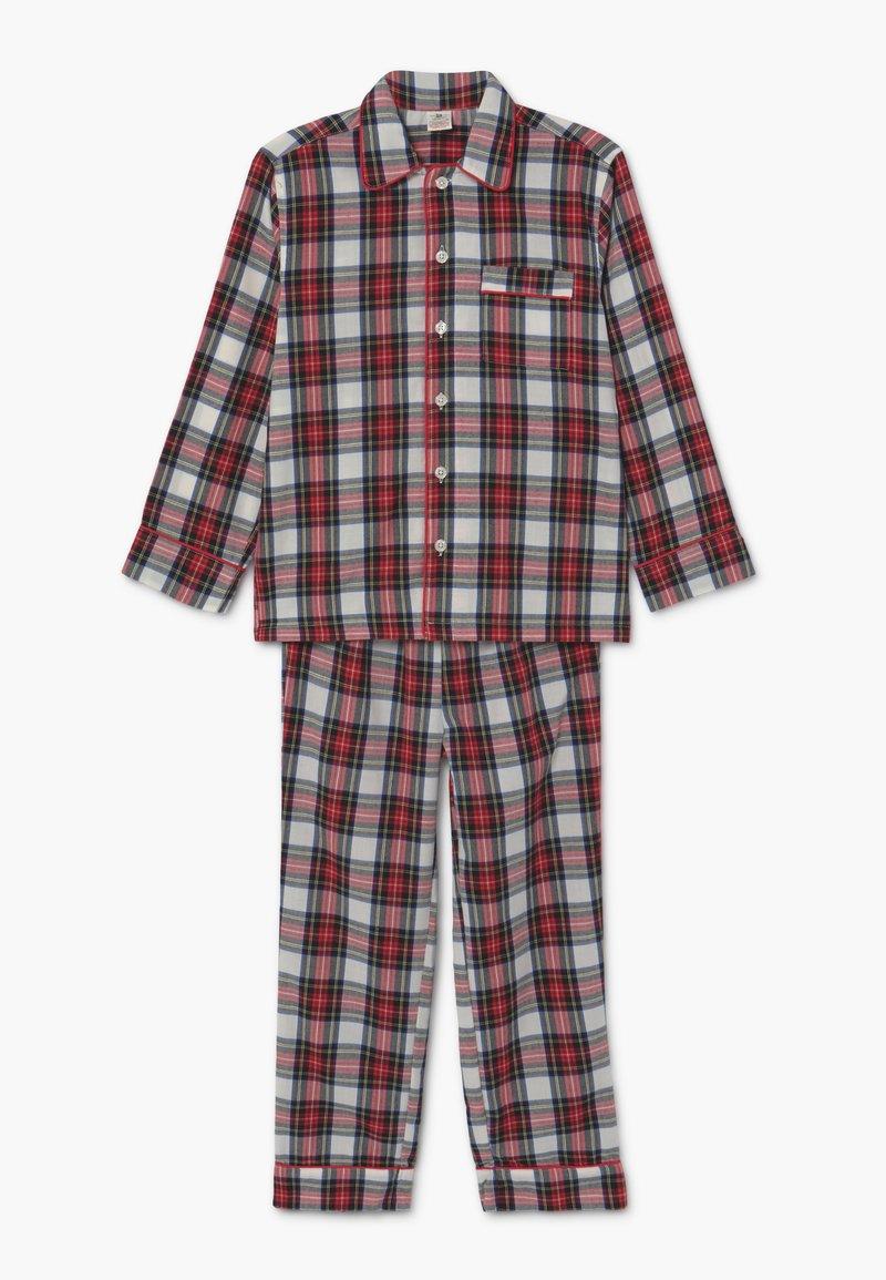 J.CREW - SMALL SLEEP - Pijama - red navy