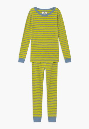 NEON STRIPE SLEEP  - Pijama - grey kiwi