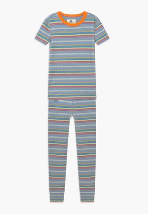 SLEEP - Pijama - blue/yellow