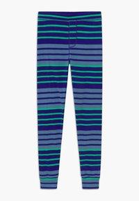 J.CREW - MULTI STRIPE SLEEP - Pijama - blue/green - 1