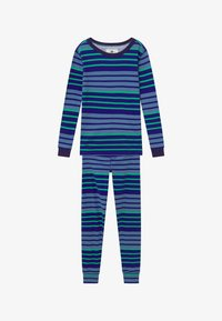 J.CREW - MULTI STRIPE SLEEP - Pijama - blue/green - 3