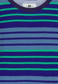 J.CREW - MULTI STRIPE SLEEP - Pijama - blue/green - 4