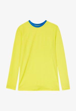 SOLID RASHGUARD - Koszulki do surfowania - bright kiwi