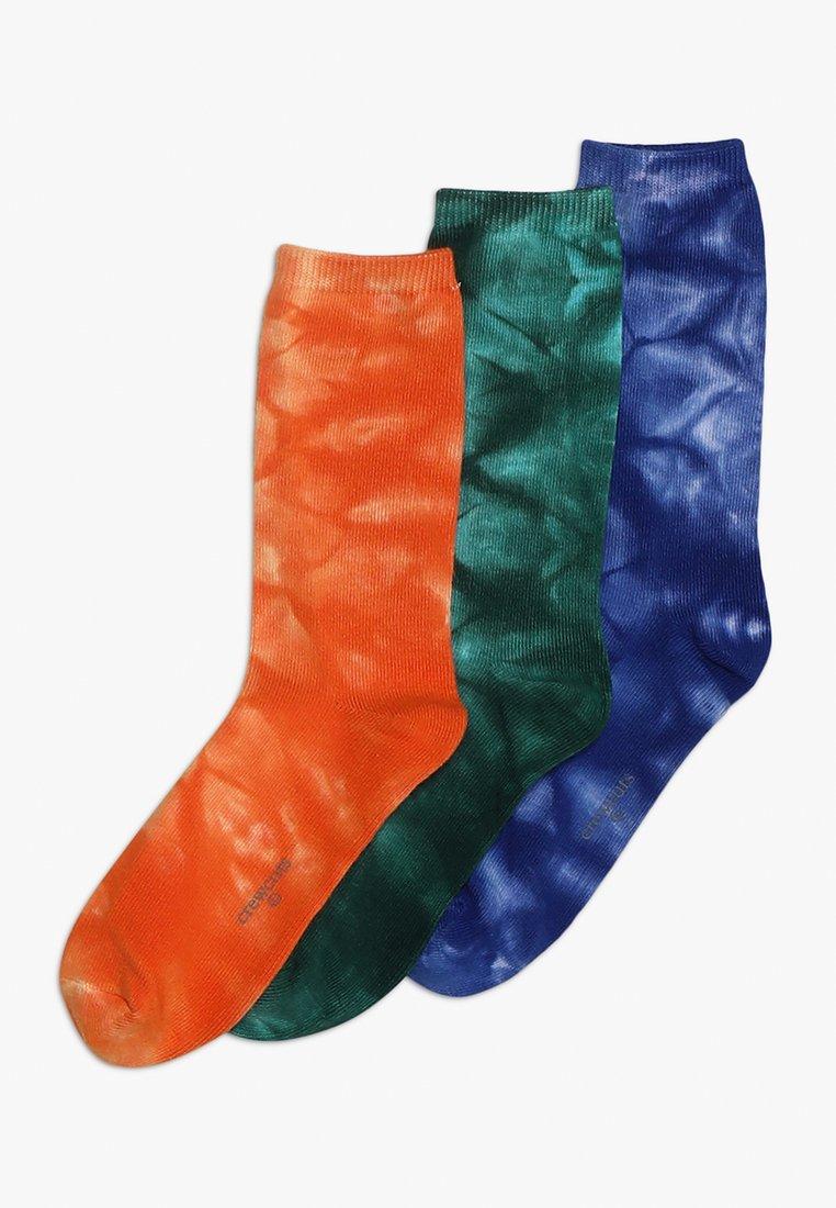 J.CREW - SPRING 3 PACK  - Socken - tie dye multi