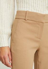 J.CREW PETITE - CAMERON PANT SEASONLESS STRETCH - Trousers - beige - 3
