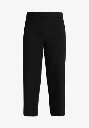 EVERYBODY WIDE LEG - Pantalon classique - black