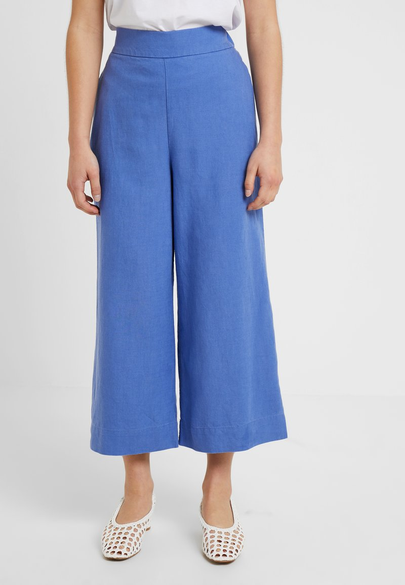 J.CREW PETITE - SEASIDE CULOTTE IN COLOR - Pantaloni - vintage peri