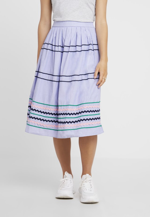 SUMMERSTORM SKIRT - Gonna a campana - peri