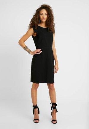 RESUME DRESS BISTRETCH - Fodralklänning - black