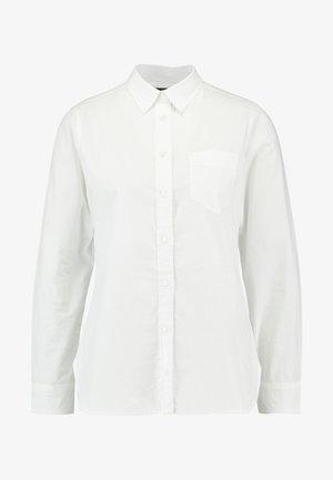 CLASSIC FIT BOY - Košile - white