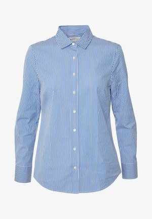 PERFECT SHIRT IN CLASSIC STRIP - Camicia - banker blue