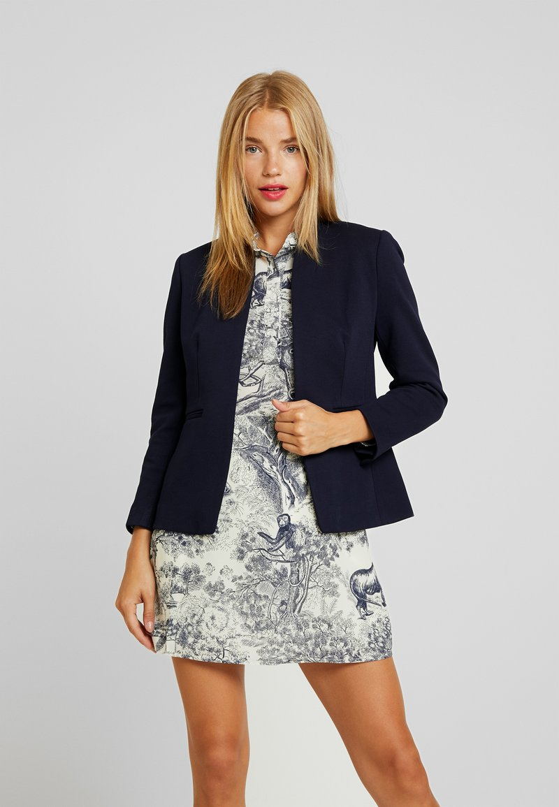 J.CREW PETITE - GOING OUT - Blazer - navy