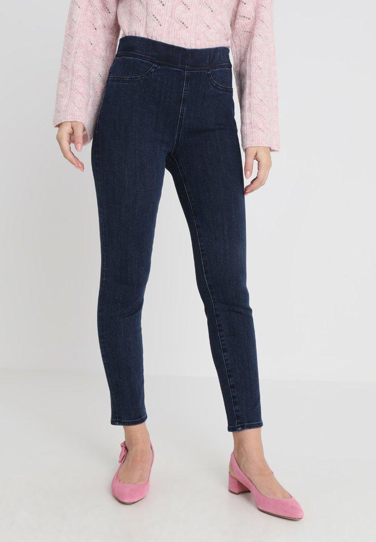 J.CREW PETITE - PULL ON - Jeans Skinny Fit - indigo