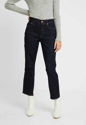 VINTAGE IN RESIN RINSE - Jeansy Straight Leg - blue