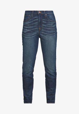 HIGH RISE TOOTHPICK - Jeans slim fit - glendale wash