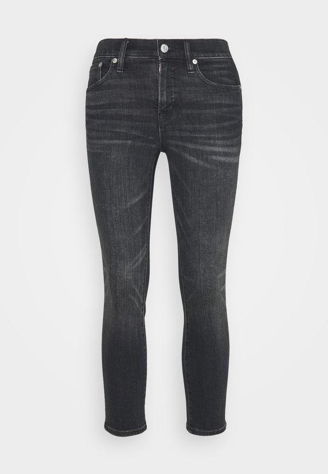 LOOKOUT CANDIANI PENWOOD - Jeans Slim Fit - charcoal