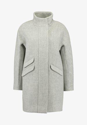 COCOON COAT - Manteau classique - heather dusk