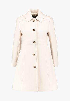 ITALIAN DOUBLE CLOTH  LADY DAY COA - Zimní kabát - vanilla