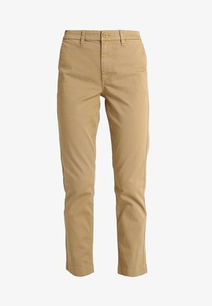 SLIMBOY - Trousers - honey brown