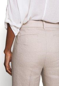 J.CREW TALL - EVERYBODY WIDELEG PANT TRAVELER - Trousers - beige - 5