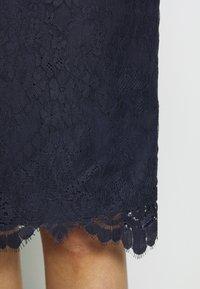 J.CREW TALL - JANIS PENCIL - Pencil skirt - navy - 3