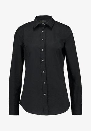 STRETCH PERFECT - Košile - black