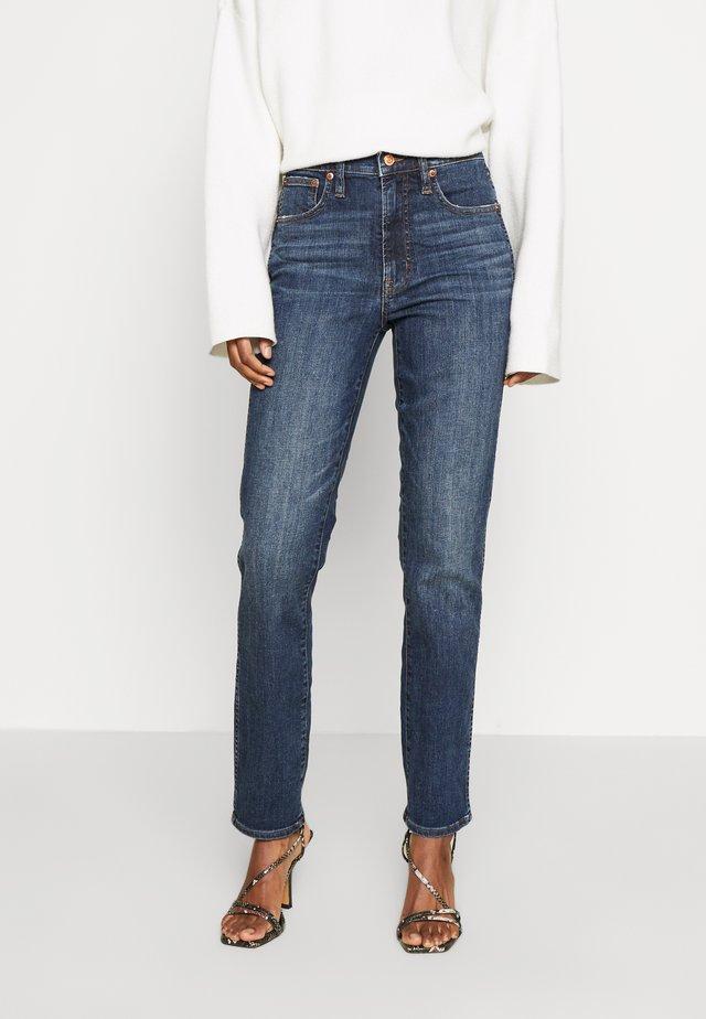 VINTAGE - Jeans straight leg - blue