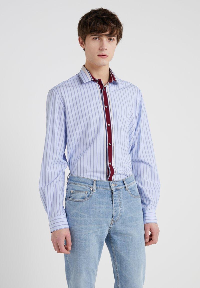 Joseph - MINERV COLOUR STRIPE - Shirt - blue