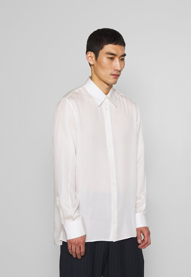 PAUL SUMMER  - Shirt - ivory