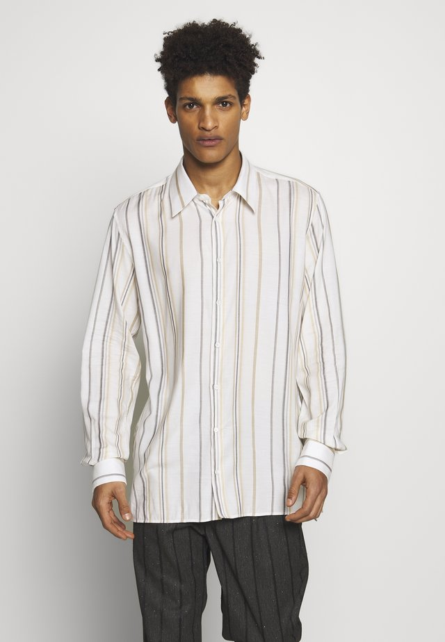 PAUL STRIPE - Shirt - ivory