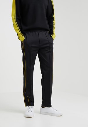 TRACKPANT TECHNICAL - Tracksuit bottoms - black