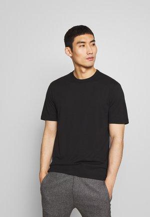 CREW  - T-shirt basic - black