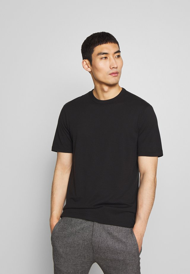 CREW  - Basic T-shirt - black