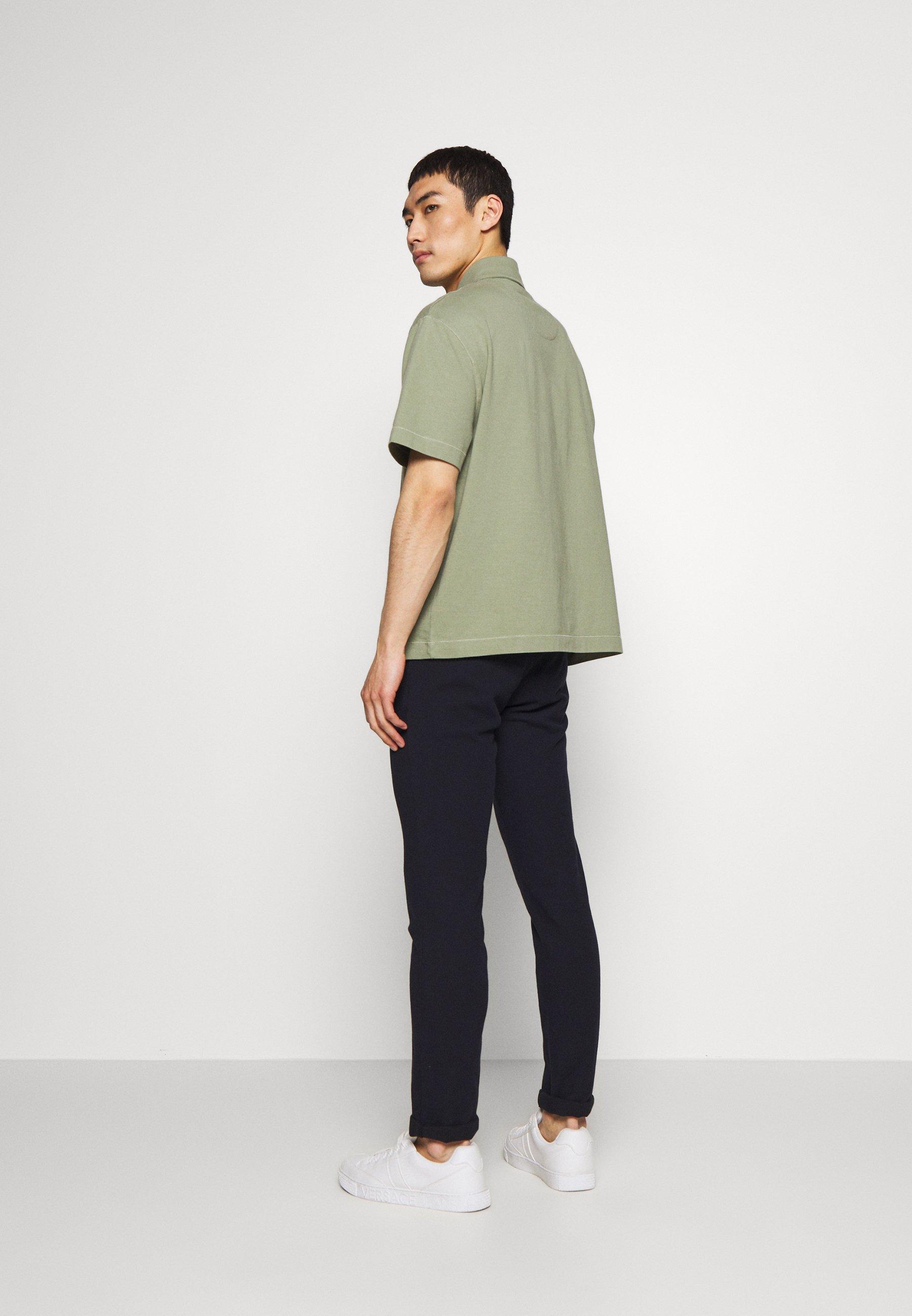 Joseph HEAVY - Koszulka polo - khaki
