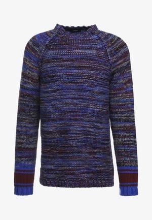 CHUNKY - Strickpullover - blue