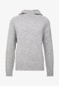 Joseph - HOODY - Sweter - grey chine - 4