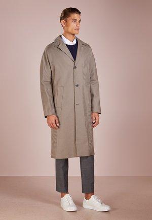 ALBERT MINI DOGTOOTH COATING - Wollmantel/klassischer Mantel - beige