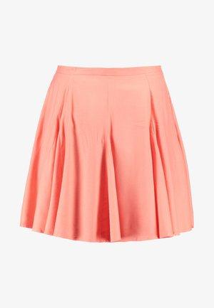 Áčková sukně - coral