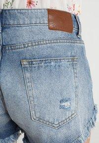 Jennyfer - Shorts - denim blue - 3