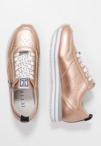 JETTE - Tenisky - copper - 3