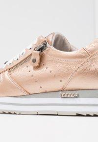 JETTE - Tenisky - copper - 2