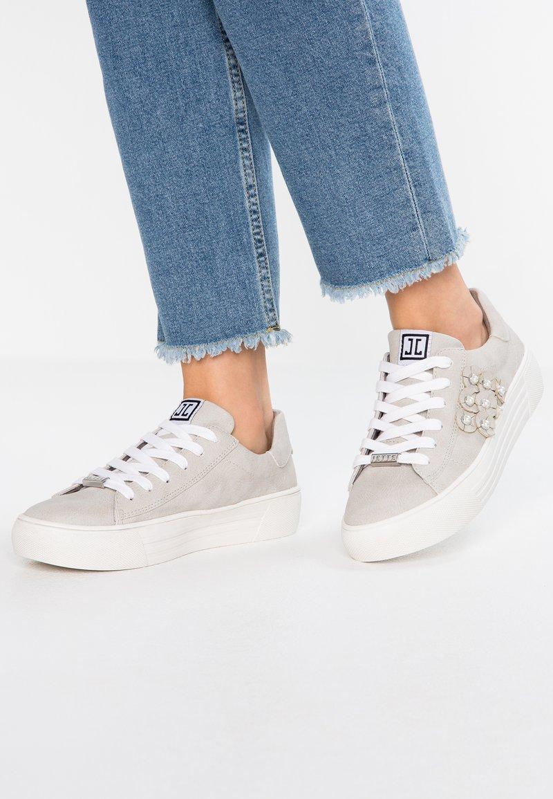 JETTE - Sneakers - light grey